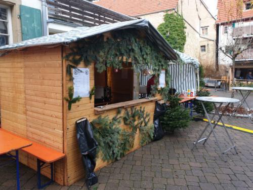 Weihnachtsmarkt in Eppingen 07.12.2019